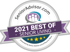 2021 Best of Senior Living - Apple Blossom